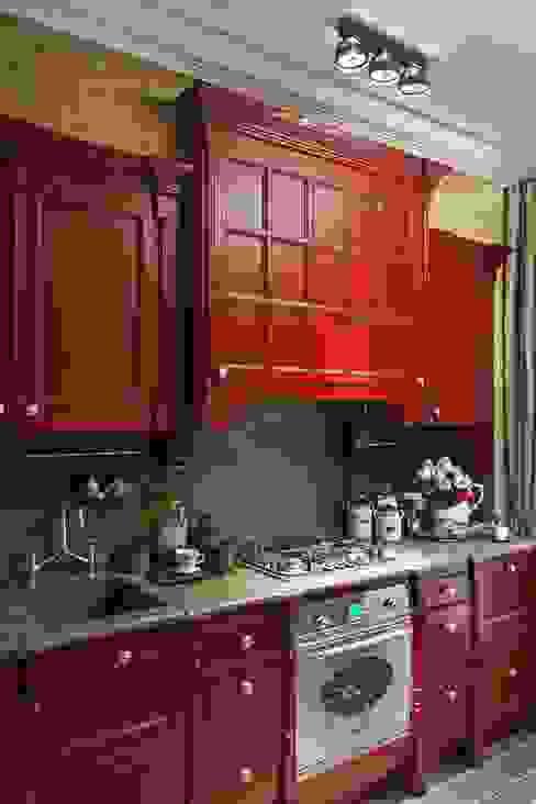 Petr Kozeykin Designs LLC, 'PS Pierreswatch' Kitchen