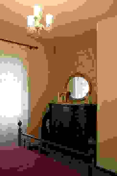 Giuseppe Rappa & Angelo M. Castiglione غرفة نوم خشب Green