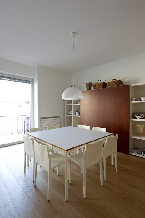Progetto R+TB Architetti Associati Modern dining room