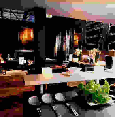 PROJETO ARQ. ELAINE BETTIO Cozinhas modernas por BRAESCHER FOTOGRAFIA Moderno