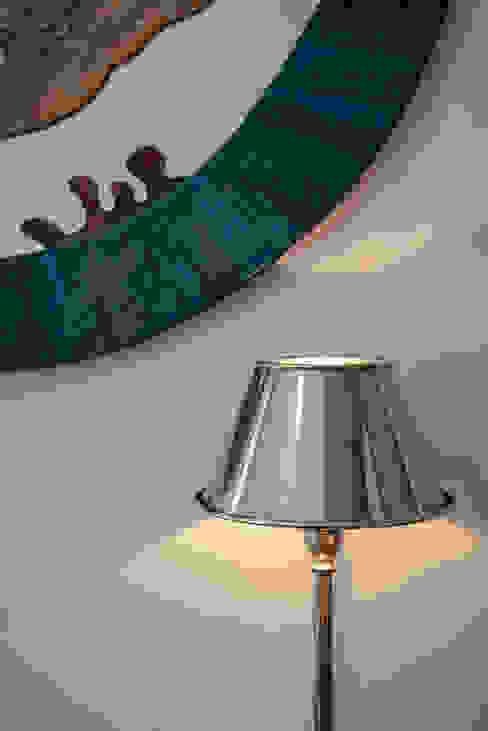Studio di psicoterapia - Nomentano Mostarda Design Studio in stile classico Metallo Turchese