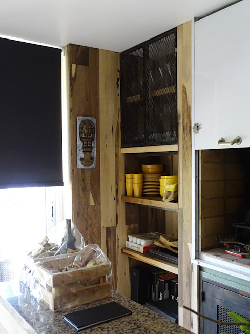 María Florencia Funes HouseholdStorage Solid Wood Wood effect