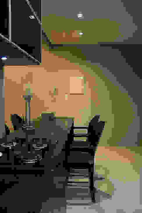 Minimalist dining room by arquiteta aclaene de mello Minimalist