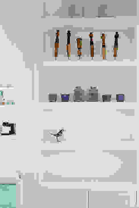BIDDULPH MANSIONS, MAIDA VALE Modern Kitchen by Ardesia Design Modern