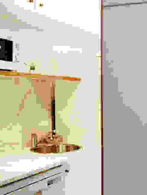 Moderne Küchen von homify Modern Stein