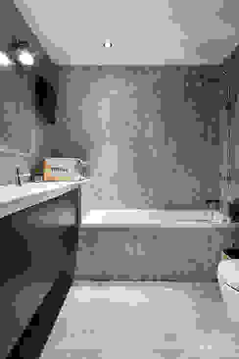 Banheiros minimalistas por Dröm Living Minimalista