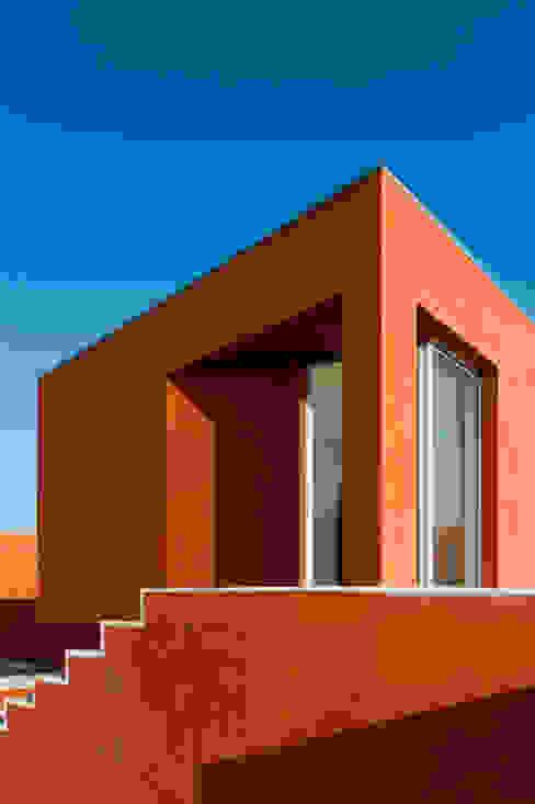 The O HouseBom Sucesso, Design Resort, Leisure & Golf, Óbidos Casas mediterrâneas por Atelier dos Remédios Mediterrâneo