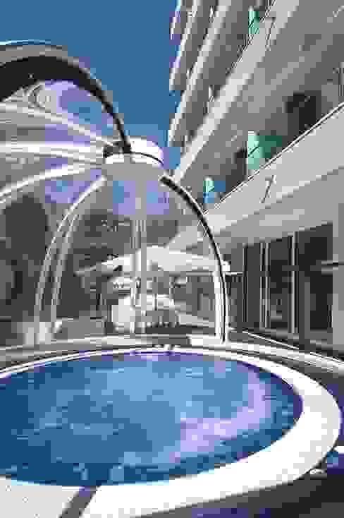 Modern pool by Studio A.I.R. Modern