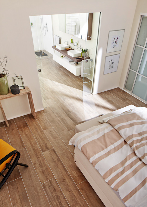 Offenes Raumgefühl Skandinavische Schlafzimmer von Elfa Deutschland GmbH Skandinavisch