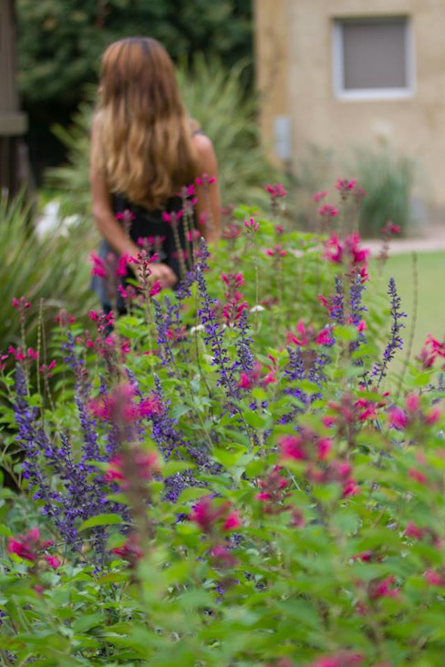 LAS MARIAS casa & jardin Nowoczesny ogród