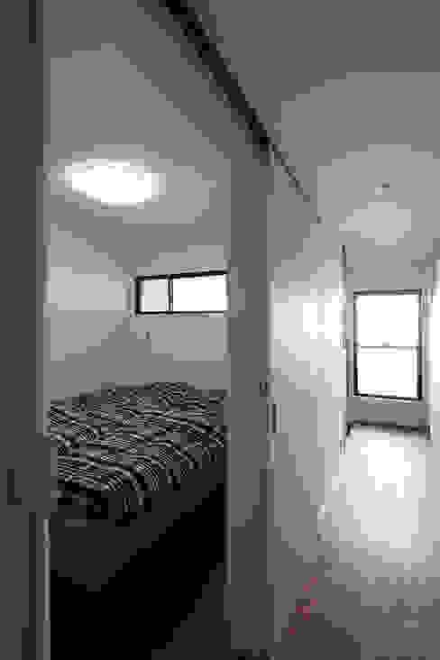 아시아스타일 침실 by atelier m 한옥