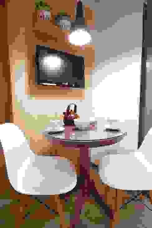 Cocinas de estilo moderno de MeyerCortez arquitetura & design Moderno