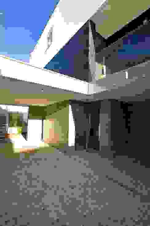 Casa A.F.   atelier d'arquitectura J. A. Lopes da Costa Casas modernas por Atelier d'Arquitetura Lopes da Costa Moderno