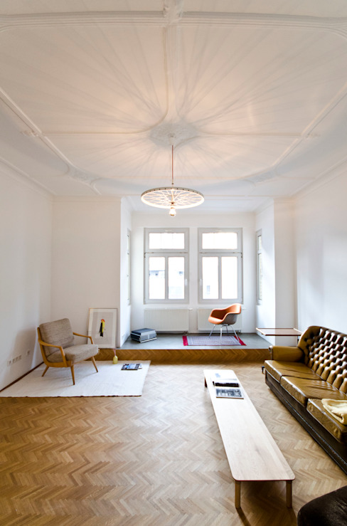 Salas de estar  por Studio DLF