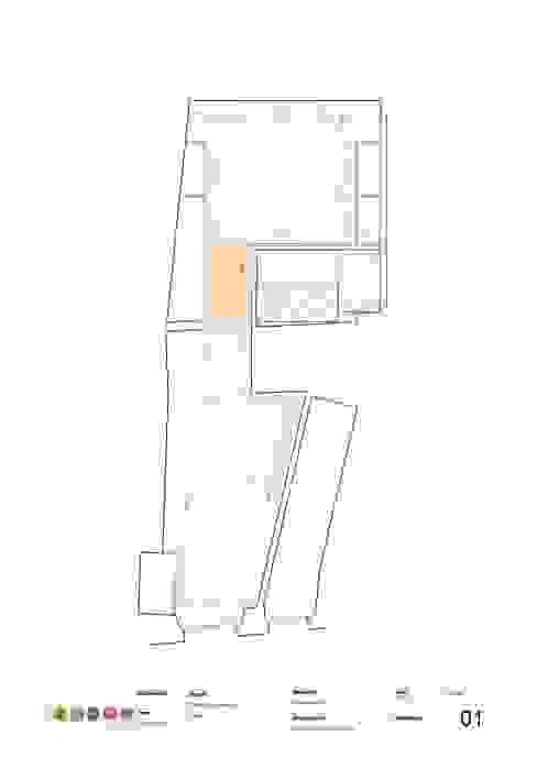 Recuperação em Évora:   por Tapada arquitectos,