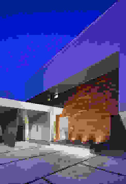 Architect Show Co.,Ltd의  주택, 모던