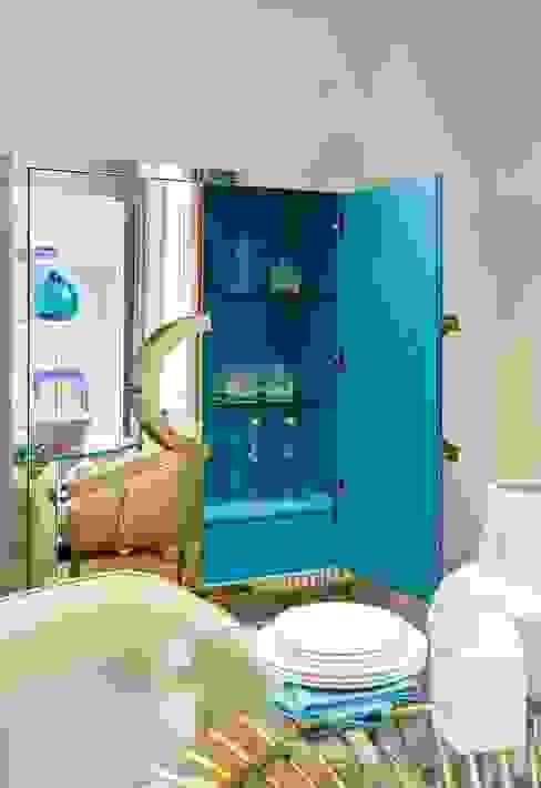Столовая комната в . Автор – Interdesign Interiores