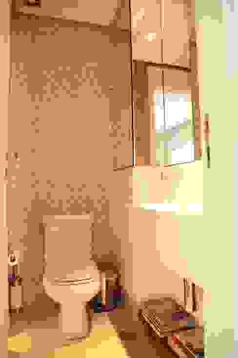 Fabiana Rosello Arquitetura e Interiores BathroomDecoration