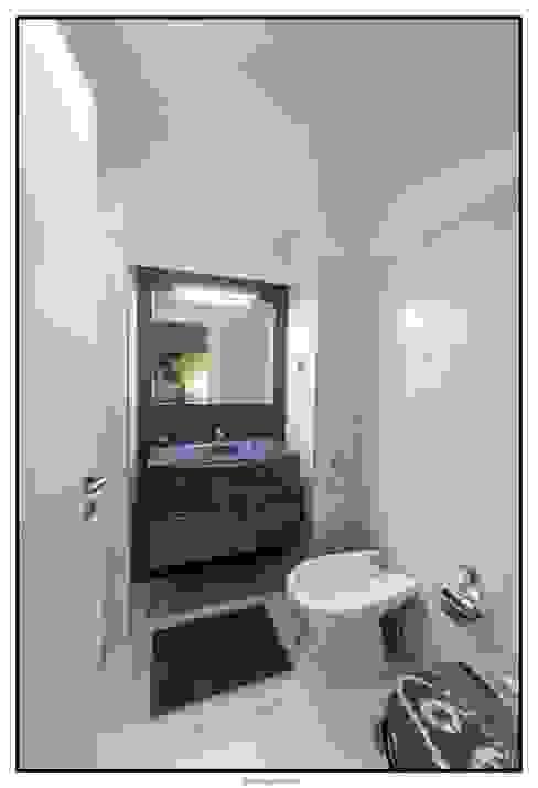 모던스타일 욕실 by GINO SPERA ARCHITETTO 모던