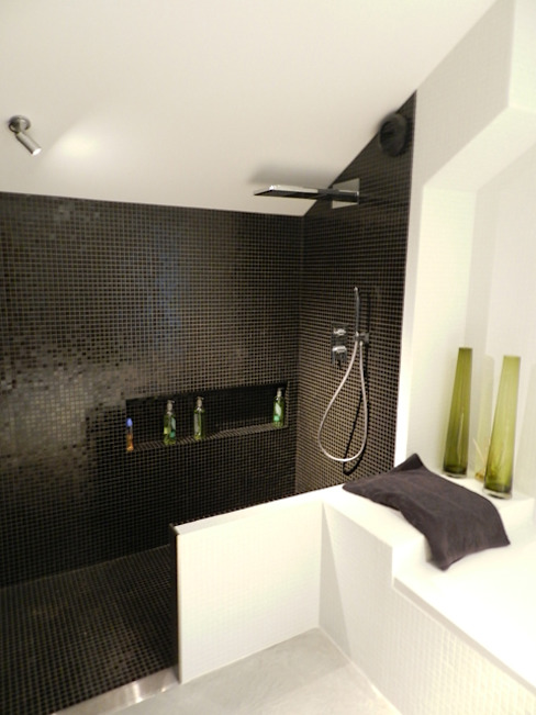 Bathroom by FAVRE LIBES Architectes,