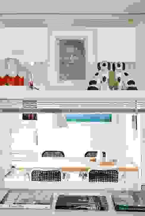Arq. PAULA de ELIA & Asociados Modern Dining Room