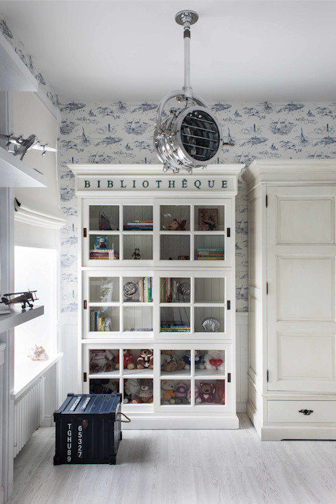 """Квартира """"Лофт с видом"""" Детская комната в стиле лофт от Архитектор Татьяна Стащук Лофт"""