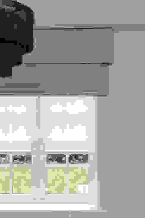 Window Treatments Moderne Schlafzimmer von The White House Interiors Modern