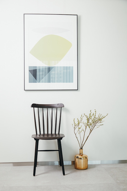 Dining room by 샐러드보울 디자인 스튜디오, Modern