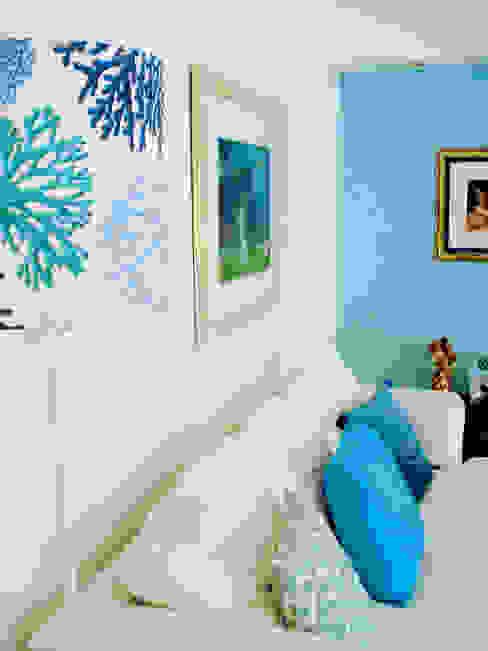 Sala Comum - zona de estar Salas de estar mediterrânicas por maria inês home style Mediterrânico