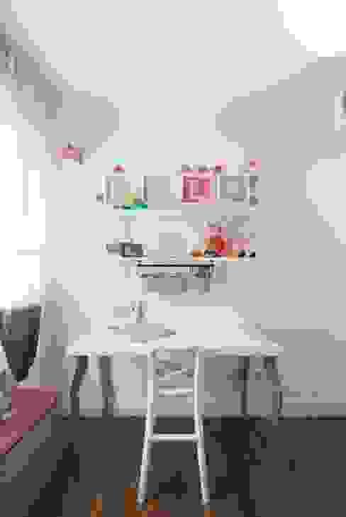 غرفة الاطفال تنفيذ demarcasueca, حداثي