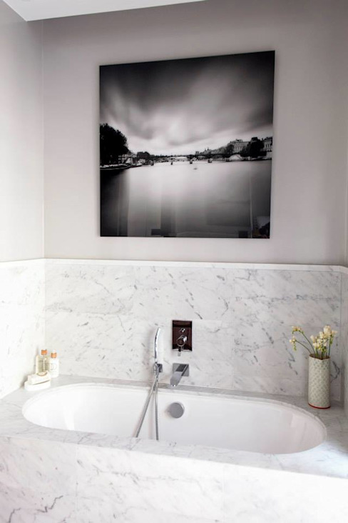 Desjeuxdelaye Salle de bain moderne par homify Moderne