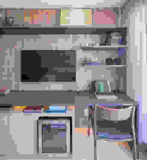 Гостиная в стиле модерн от Carpaneda & Nasr Модерн
