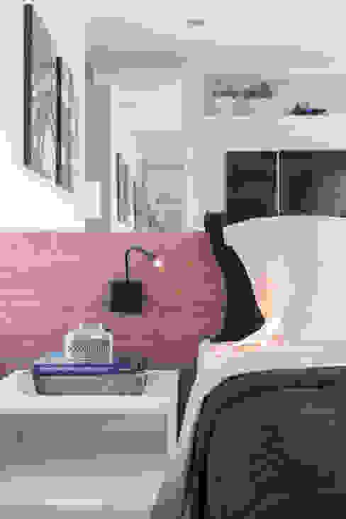 Спальни в . Автор – Carpaneda & Nasr