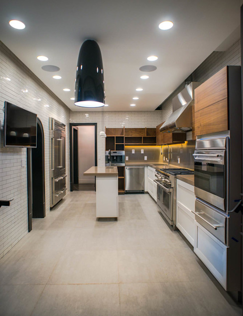 Modern style kitchen by TW/A Architectural Group Modern