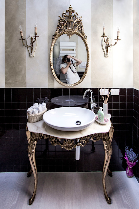 Badkamer door Galleria del Vento,