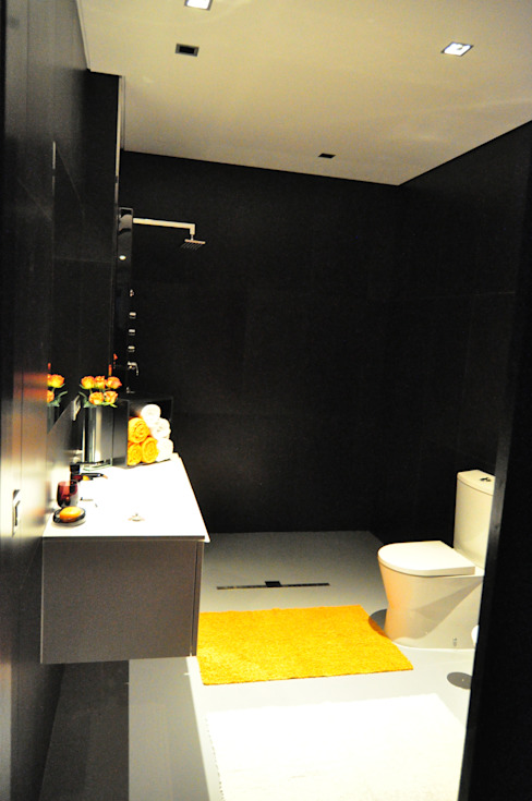 Minimalist style bathroom by Escala Absoluta Minimalist