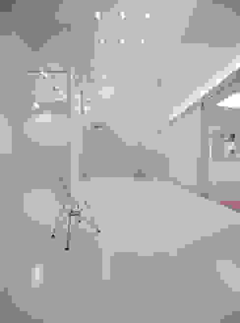 黒髪町の家: 一級建築士事務所ヒマラヤ(久野啓太郎)が手掛けた書斎です。,モダン