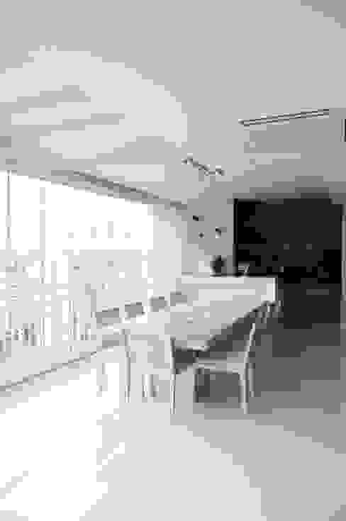 Comedores de estilo minimalista de Juliana Matos Arquitetura e Interiores Minimalista