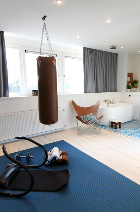 Projekty,  Sypialnia zaprojektowane przez Diego Alonso designs, Nowoczesny