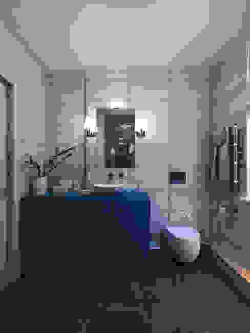 Salle de bains de style  par Мастерская дизайна ЭГО, Éclectique