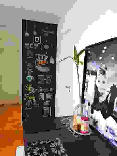 Paredes y pisos de estilo  por Camila Feriato
