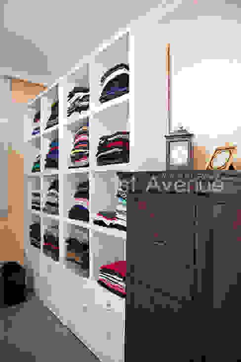 퍼스트애비뉴 Modern style dressing rooms