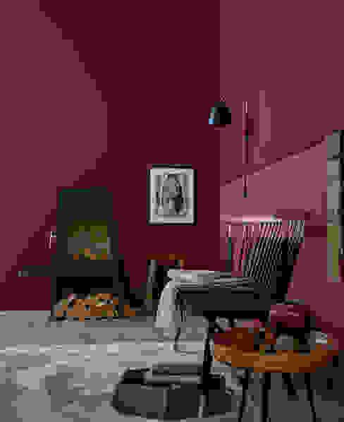 Modern walls & floors by SCHÖNER WOHNEN-FARBE Modern