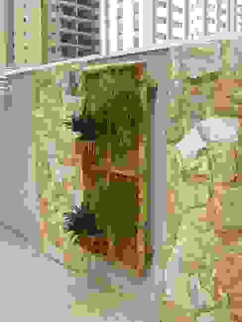 Jardines rústicos de MC3 Arquitetura . Paisagismo . Interiores Rústico