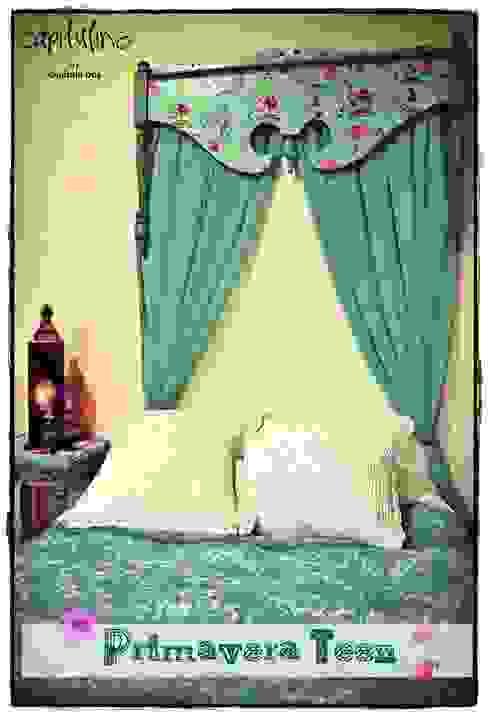Dormitorios de estilo  por Capítulo Dos,