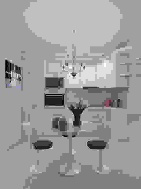 Kitchen by Студия дизайна интерьера Маши Марченко