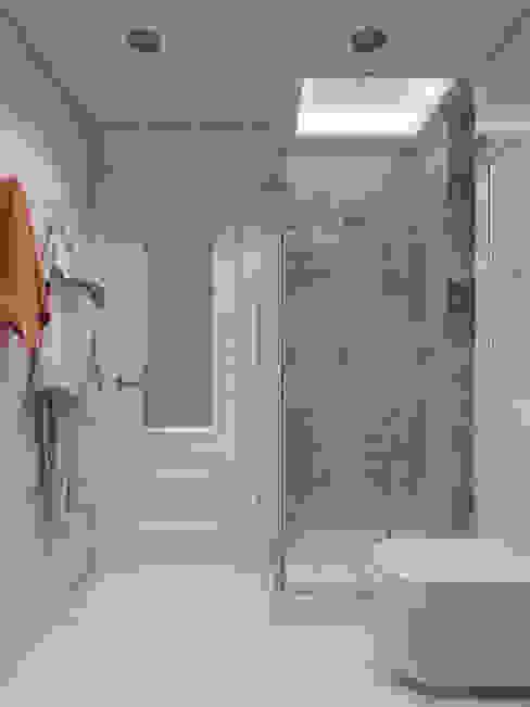 Baños de estilo  por Студия дизайна интерьера Маши Марченко, Clásico