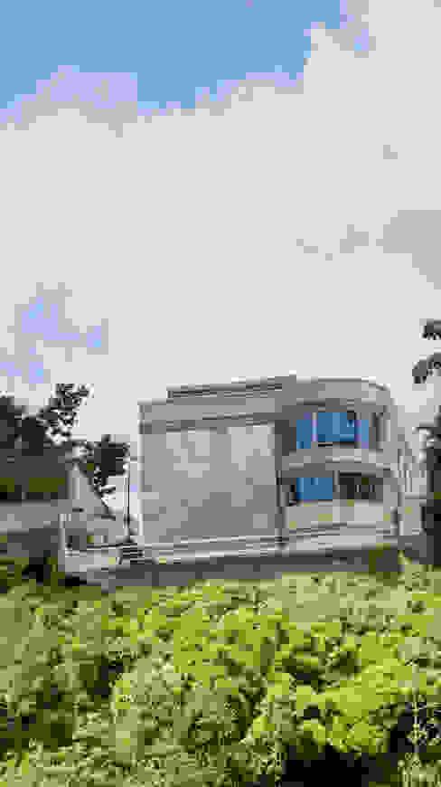 OMAR SEIJAS, ARQUITECTO Modern Houses