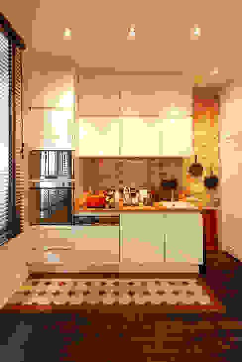 Kitchen Кухня в стиле лофт от homify Лофт