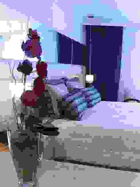 Mariana Von Kruger Dormitorios de estilo ecléctico